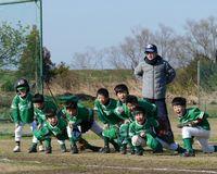 練習試合(浦和,大宮西,ライオンズ)